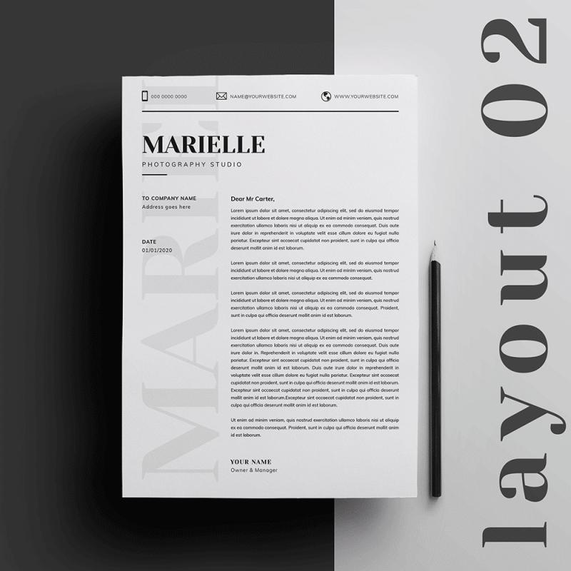 Digital Letter Design