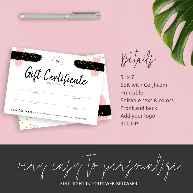 diy gift card details