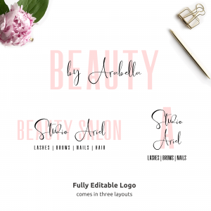 DIY Logo Template